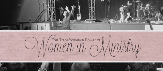 The Transformative Power of Women in Ministry